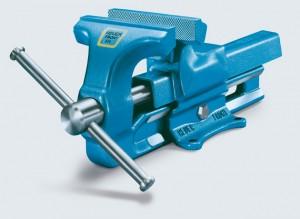 Heuer Parallel-Schraubstock 120mm 100120