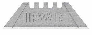 IRWIN 4-Kerben-Trapezklingen aus Karbonstahl – 10 Stk. 10508108