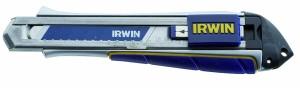 IRWIN ProTouch Abbrechklingenmesser mit Feststellschraube, 18mm 10507106