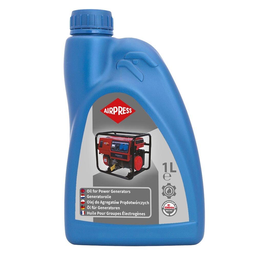 AIRPRESS Öl für Generatoren 1L