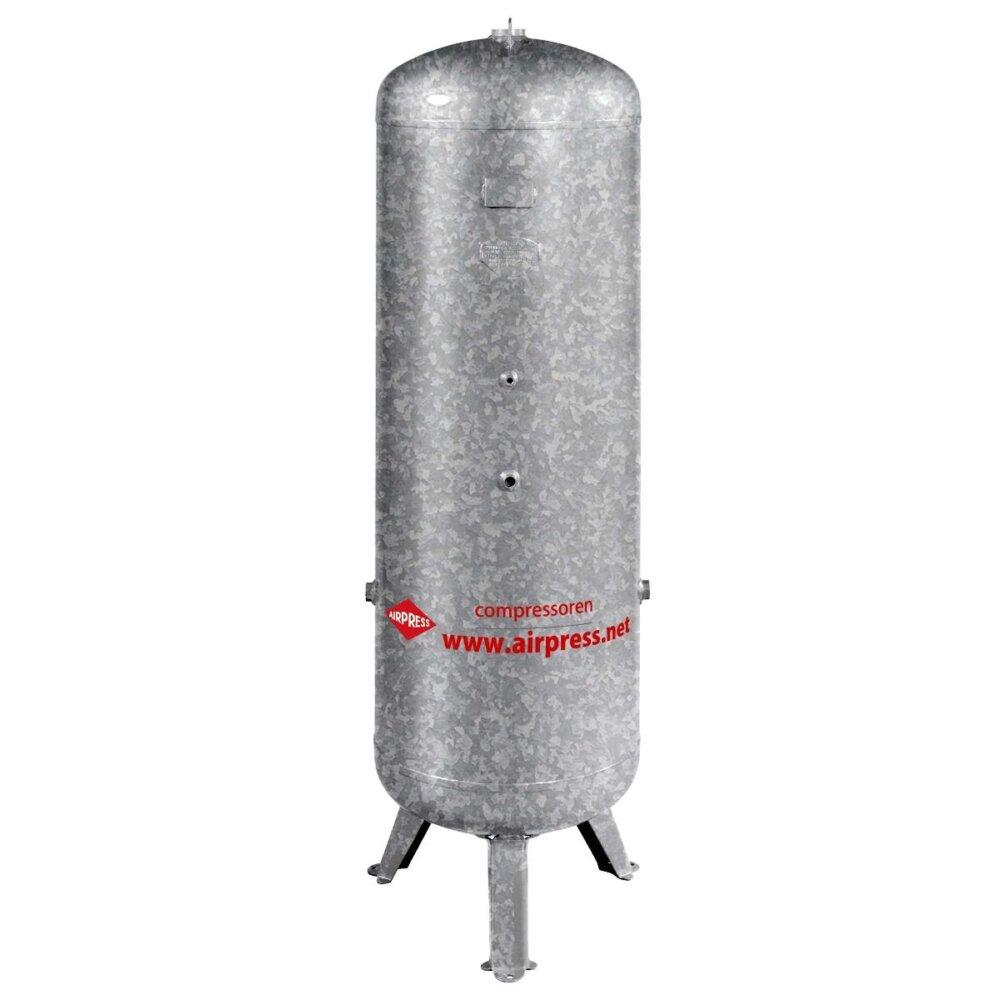 AIRPRESS Kessel Vertikal 300 L 11 bar Verzinkt