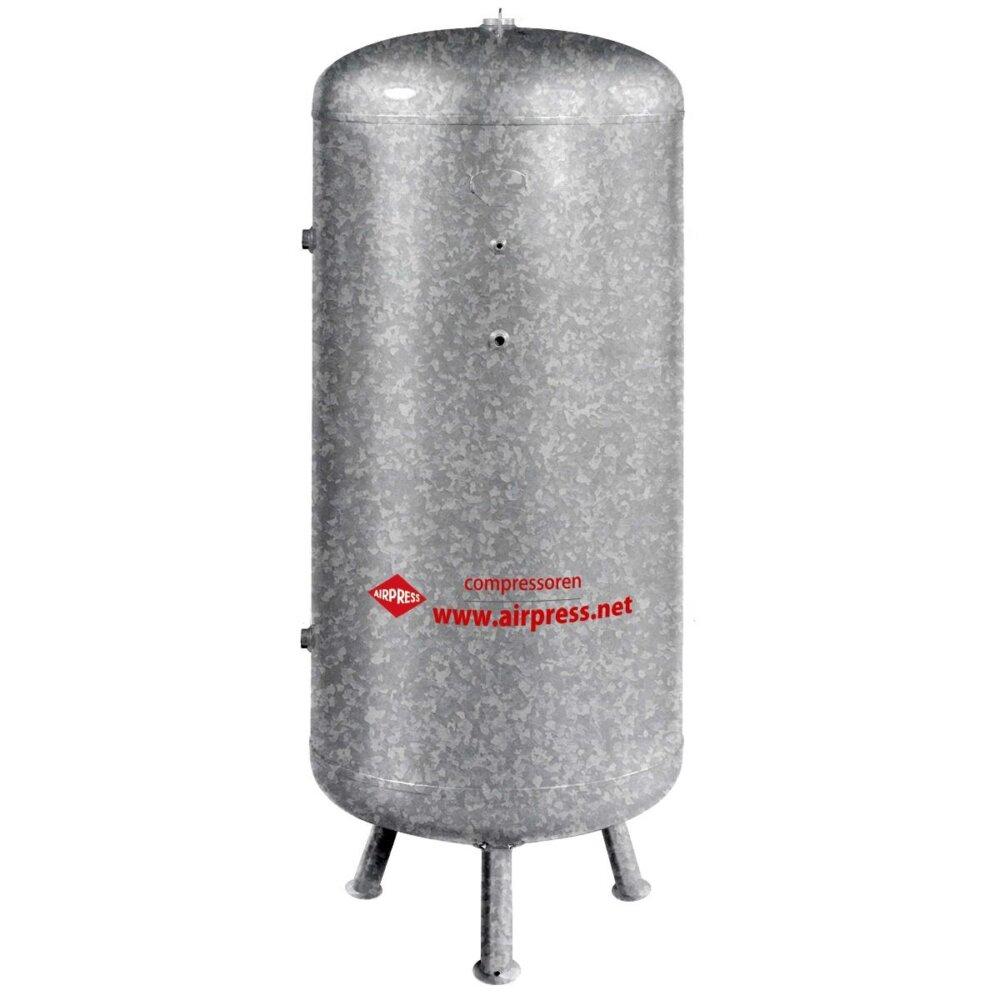 AIRPRESS Kessel Vertikal 1000 L 11 bar Verzinkt