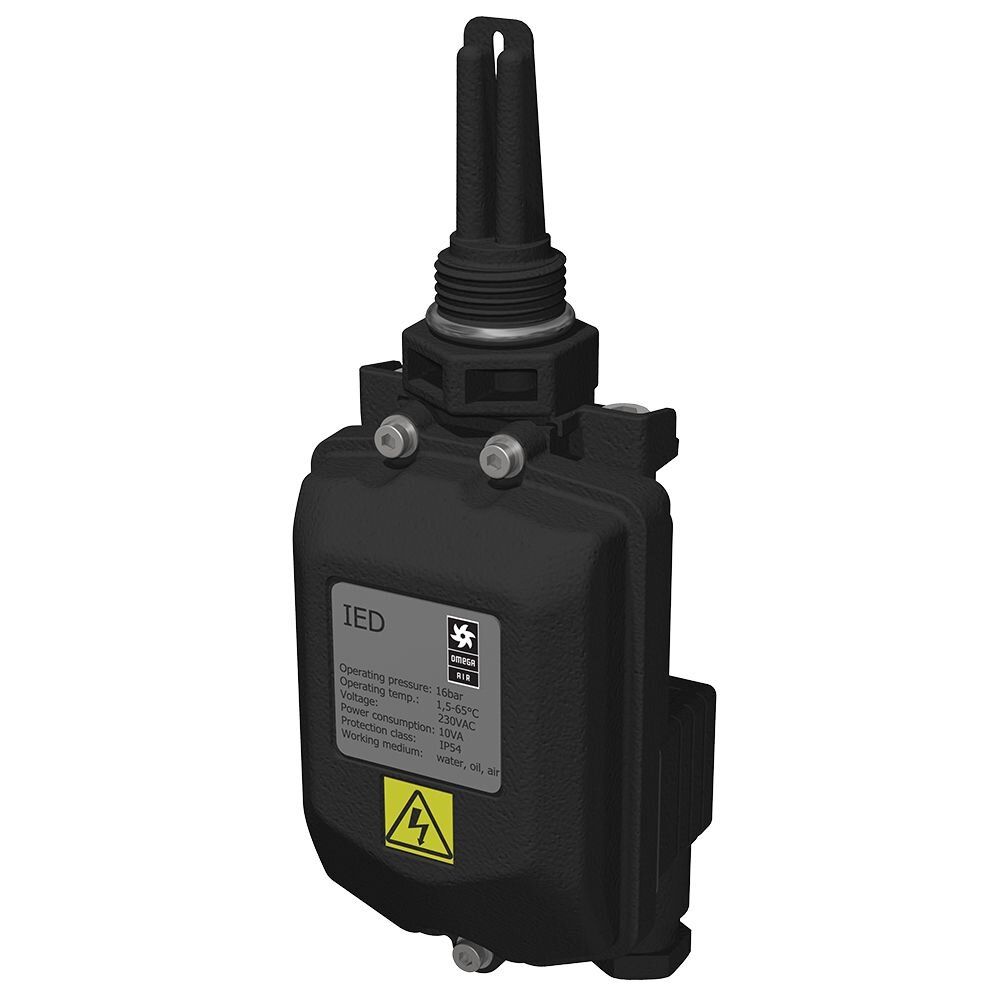 Airpress Automatischer Kondensatablass – Ausführung an Filter