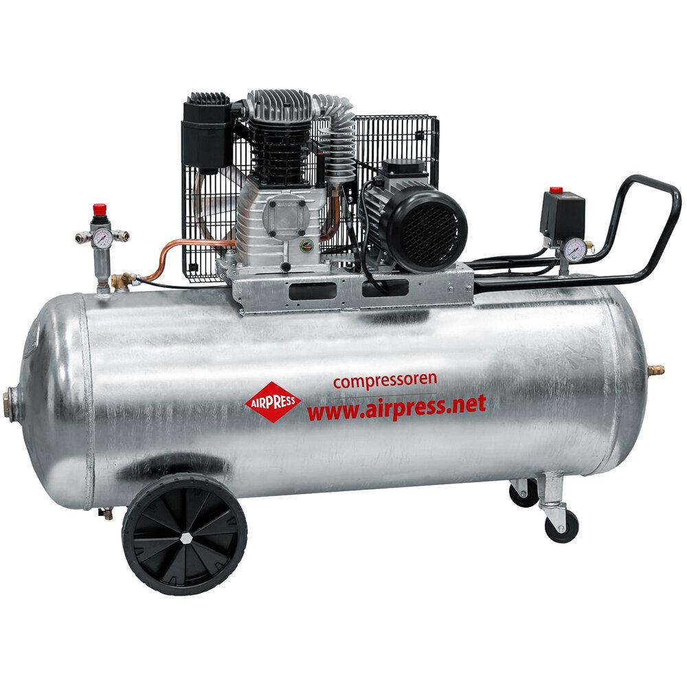 AIRPRESS Kompressor GK 600-200 400V