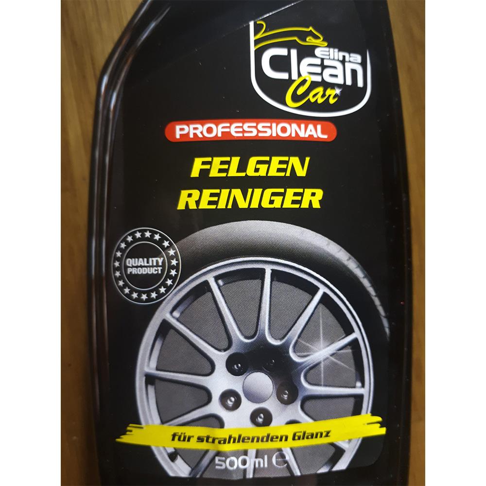 Elina Clean Car Professional Felgenreiniger 500ml
