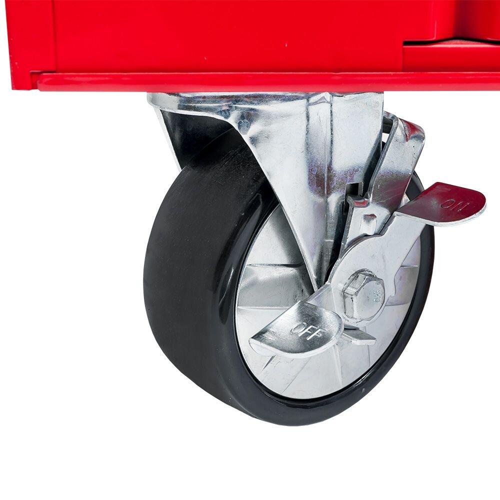 Airpress Professioneller Werkzeugwagen 7-Schubladen (ohne Inhalt)