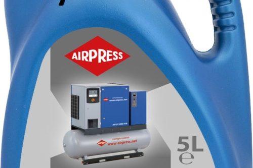 Airpress Foodgrade Öl für Schraubenkompressoren 1 L