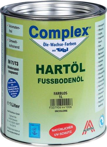 COMPLEX HARTÖL – 5 Liter Dose – Farblos DIN 53160