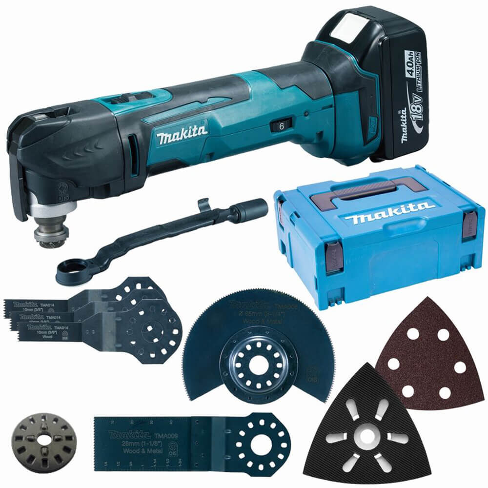 MAKITA AKKU-MULTITOOL DTM51RTJX4