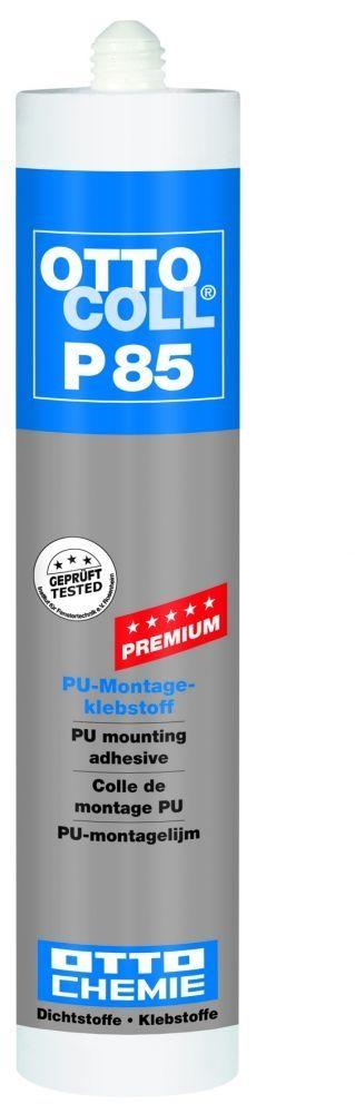 Universal-Klebstoff P85 OttoColl 310ml Kartusche beige
