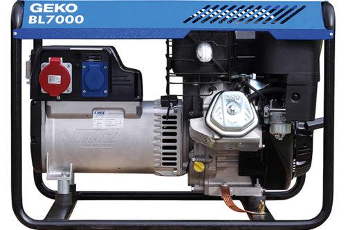 GEKO Stromerzeuger BL7000 ED-S/SHBA