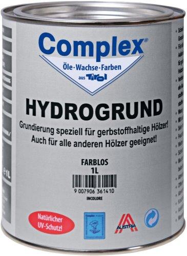 COMPLEX HYDROGRUND