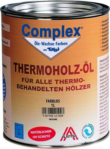 COMPLEX THERMOHOLZ-ÖL