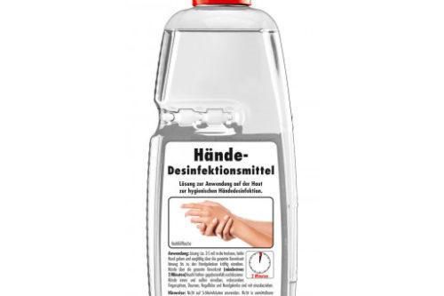 Handdesinfektionsmittel