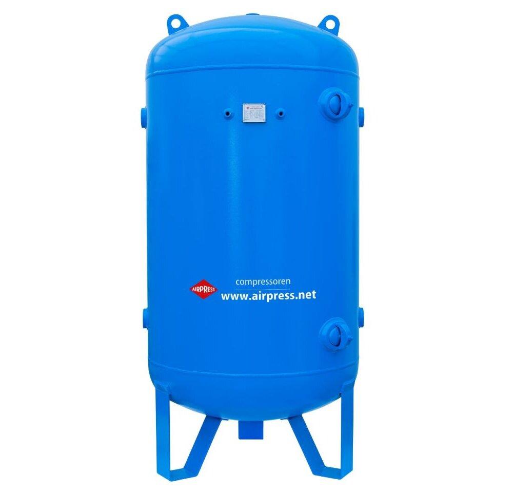 Airpress Druckluftbehälter AD2000 3000Liter – 11B Pulverbeschichtet