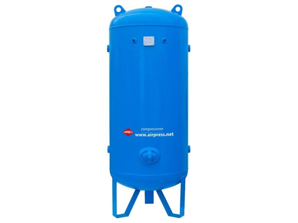 Airpress Druckluftbehälter AD2000 500Liter – 11Bar Pulverbeschichtet