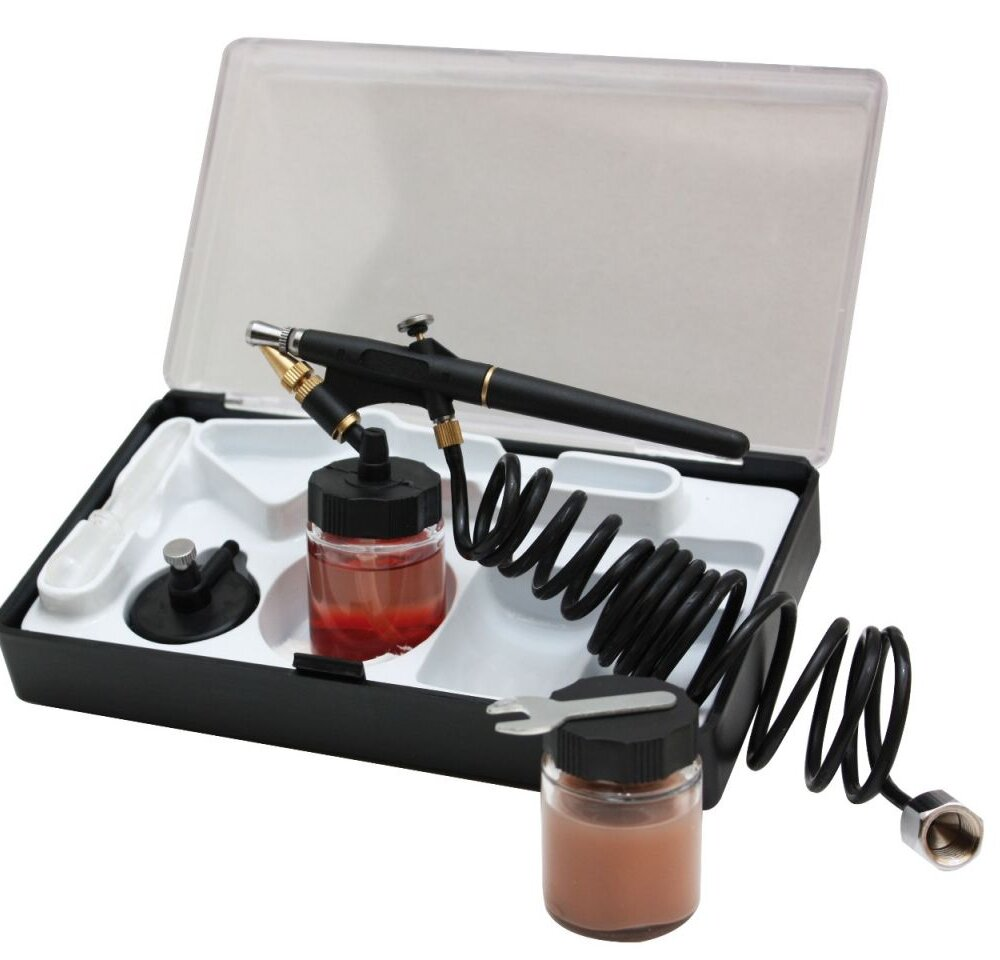 Airpress Airbrush Set