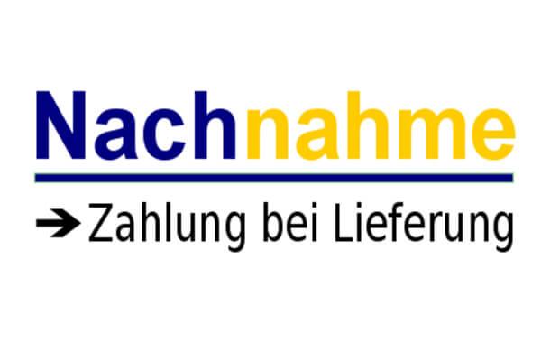 Nachnahmezahlung Logo - Zahlungsarten