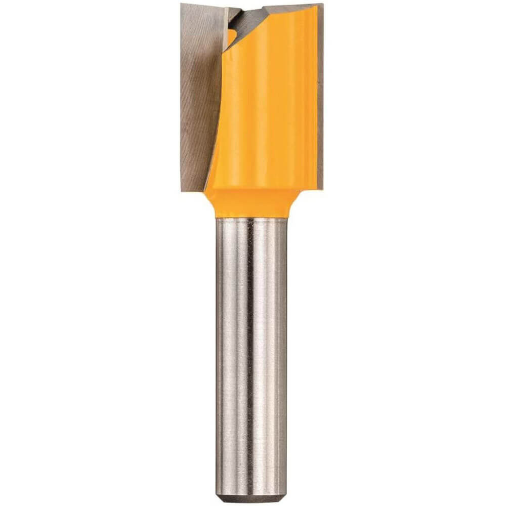 DeWalt Nutfräser 8mm Schaft in verschiedenen breiten