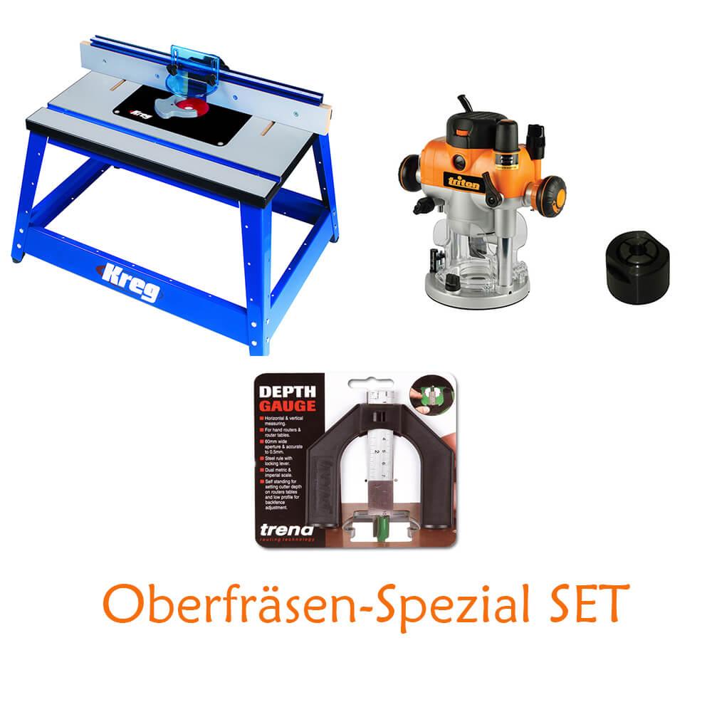 Oberfraesen Spezial Set - Handel mit Werkzeug und Maschinen